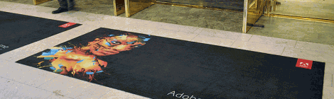 Adobe kuppar hos landets reklambyråer