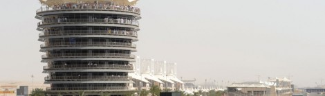 Toyota på hybridracing i Bahrain