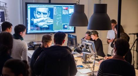 Adobes verkstad för Sveriges främsta kreatörer